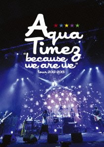 【岡山】Aqua Timez 「Shoes and Stargazing Tour 2014」