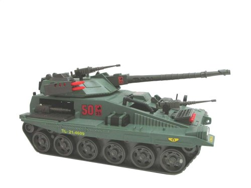Buy Low Price Lanard The Corps Tank Figure (B000HEG69I)