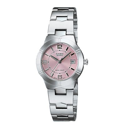 Casio #LTP1241D-4A Women&#8217;s Metal Fashion Watch with Date