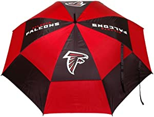 NFL Atlanta Falcons 62-Inch Double Canopy Umbrella by Team Golf