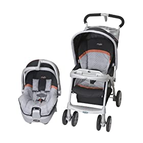Evenflo Journey Elite Travel System