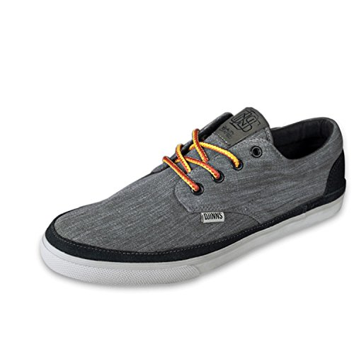 Djinns - NICE DENIM - Low Top - Sneaker - Grau-41
