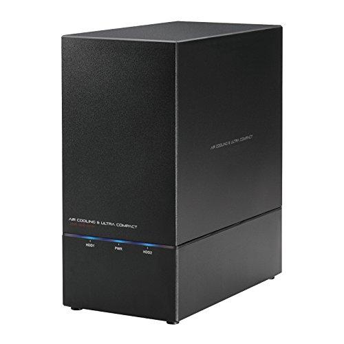 Logitec 3.5インチ HDDケース 2Bay USB3.0 RAID機能搭載 LHR-2BRHU3