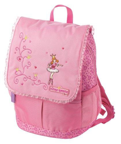 Imagen principal de Sigikid 23712 - Mochila con diseño de princesa bailarina, color rosa