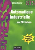 Automatique industrielle en 20 fiches