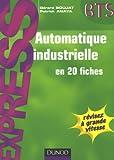 echange, troc Gérard Boujat, Patrick Anaya - Automatique industrielle en 20 fiches