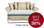 Easton Loose Cover Medium Sofa Bed