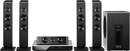 SC-BTT505EG9 Premium 5.1 Blu-ray Heimkino System (mit 3D Cinema Surround und hervorragender 4K Ultra HD Bildqualität) schwarz