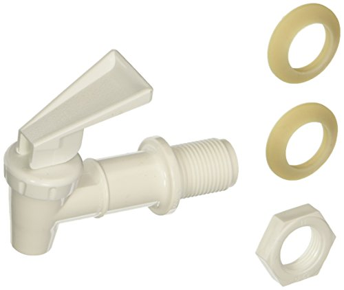 Tomlinson Replacement Cooler Faucet, White (5 8 Inch Spigot compare prices)
