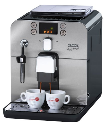 Gaggia-Brera-Superautomatic-Espresso-Machine