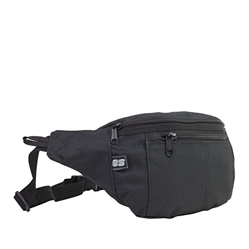 eastsport-belt-bag-black