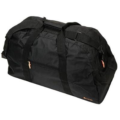 Extra Large 108 Litres Cargo Travel Bag (Black)