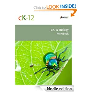 Logo for CK-12 Biology Workbook