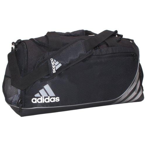 adidas Team Speed Medium Duffel Bag, Black image