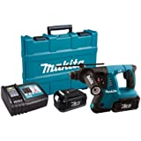 Makita HRH01 36-Volt LXT Lithium-Ion Cordless 1-Inch Rotary Hammer Kit