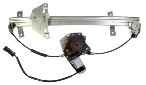 Dorman 741-598 Rear Driver Side Replacement Power Window Regulator with Motor for Dodge Dakota/Durango (Durango Window Regulator compare prices)