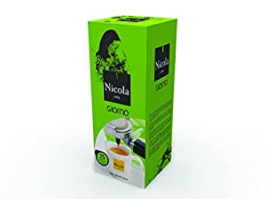 Find NICOLA Giorno ESE Coffee Pods - 3 x 25 ESE pods = 75 ESE pods from Nicola - Nutricafés, S.A.