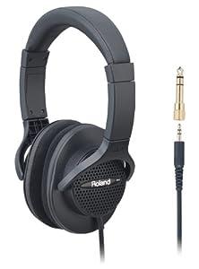 Roland RH-A7 Monitor Headphones - Black