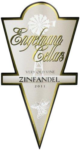 2011 Engelmann Cellars Very Old Vine Zinfandel California 750 Ml