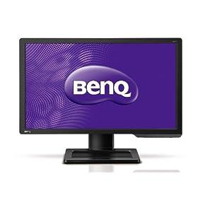 BenQ 24.0型LCD LEDワイドモニター XL2411Z