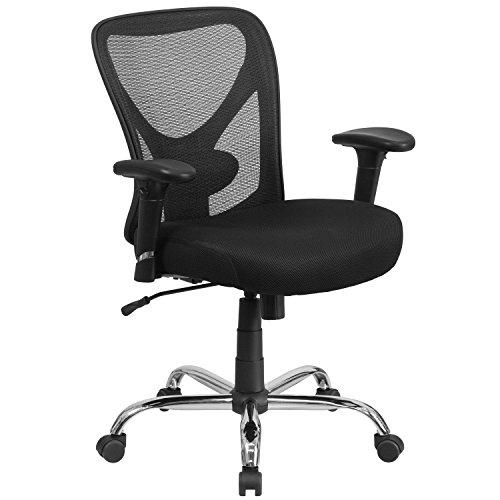 flash-furniture-hercules-series-400-lb-capacity-big-tall-black-mesh-swivel-task-chair-with-height-ad