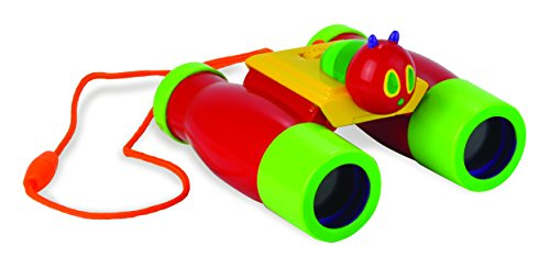 World of Eric Carle, The Very Hungry Caterpillar Binoculars by Kids Preferred - 1