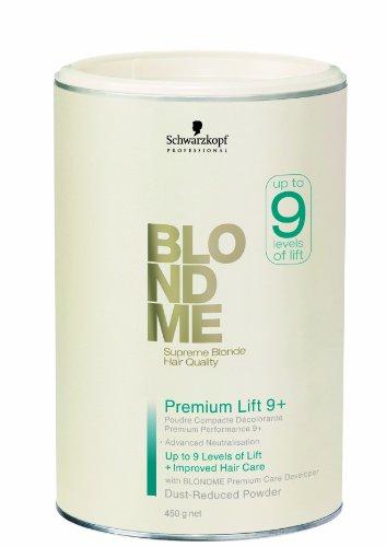 Schwarzkopf Bm Premium Lightener Decolorante - 450 ml