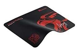 Tt eSPORTS White Ra Special Tactics Gaming Mouse Pad (EMP0008SMS)