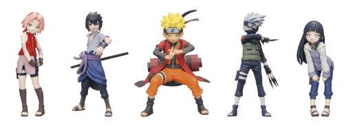 Half Age Characters NARUTO-ナルト- 疾風伝 (BOX)