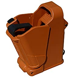 Maglula ltd. UpLula Magazine Loader/Unloader, Fits 9mm-45 ACP, Brown UP60BO