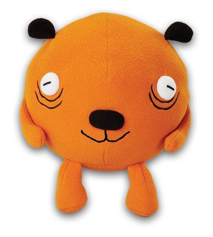 Gus Fink Puff Dog Yuki Plush Toy By Rocket USA