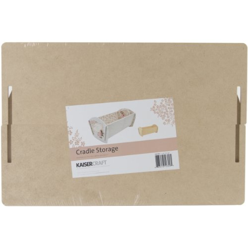Kaisercraft SB2309 Beyond The Page MDF Cradle, 14.25 by 7 by 8.5-Inch