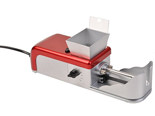 New 20 Watt Portable Mini Easy Electric Cigarette Roller Machine For Tobacco