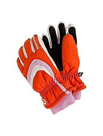 ROSSIGNOL Gants de Ski Enfant Orange - Orange - 4 ans