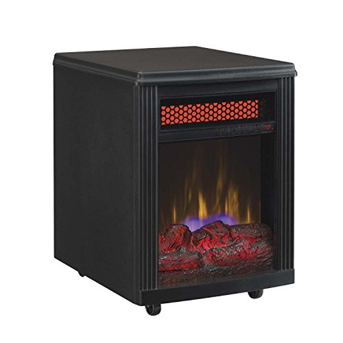 Duraflame 10IF9239BLK Infrared Quartz Heater