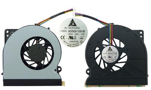 New CPU Cooling Fan for Asus K52 K52De K52Dr K52DY K52F K52JB K52Jc K52Je K52JK K52Jr K52JT K52JU K52JV K52N series laptop. KSB06105HB-9J73. (Asus Fan compare prices)