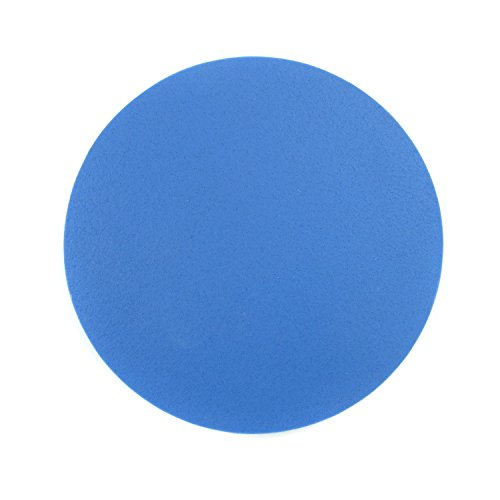 "American Educational Products A-9725793AE Circle Printing Block, 4"" Diameter, Blue"