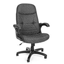 "Big Sale Conference ""MobileArm"" Fabric Chair"