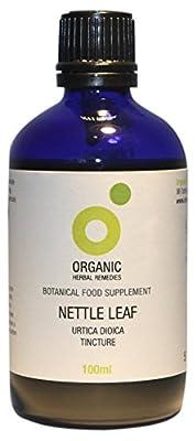 Organic Herbal Remedies 100 ml Nettle Leaf Tincture from Organic Herbal Remedies