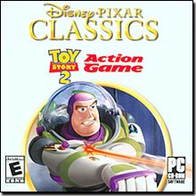 Disney Classics: Toy Story 2 Active Game - Pc front-969265