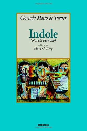 Indole [Clorinda Matto De Turner] (Tapa Blanda)