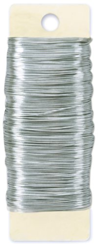 Paddle Wire 26 Gauge 4 Ounces/Pkg-Bright (Floral Wire compare prices)