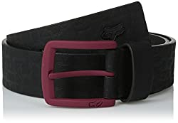Fox Men's Solicit Belt, Black, Medium