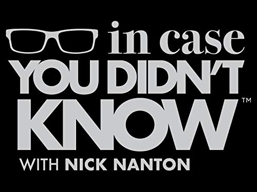 In Case You Didn't Know with Nick Nanton