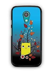 YuBingo Cartoon Designer Mobile Case Back Cover for Motorola G2