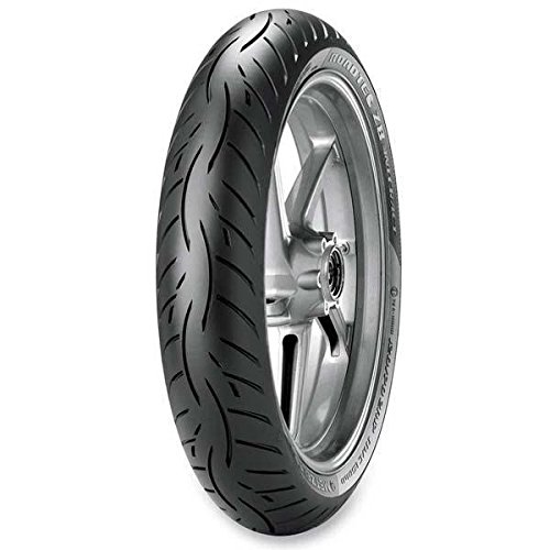 Metzeler Roadtec Z8 Front Tire - 120/70ZR-17 E Spec, Position: Front, Rim Size: 17, Tire Application: Sport, Tire Size: 120/70-17, Tire Type: Street, Load Rating: 58, Speed Rating: (W), Tire Construction: Radial 2126600