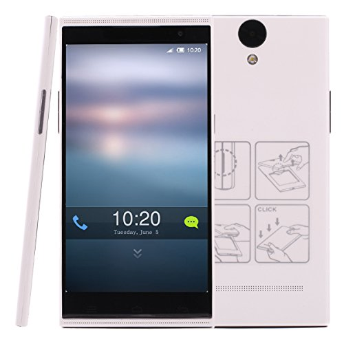 "Irulu V1 5.5"" Qhd Android 4.4 Kitkat Smartphone Mt6582 Quad Core 1.3Ghz Real Camera 8.0Mp Dual Camera Dual Sim Card Cellphone"