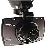 いたずら 自動録画機能 搭載 ドライブレコーダー 『Musasi:武蔵』 高画質 暗視 Gセンサー 切れ目なし 上書き 広角 カー用品 車 EK-MUSASHI