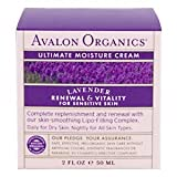 41iXmYNA9NL. SL160  Therapeutic Organic Lavender Skin Care Ultimate Moisture Cream   2 oz