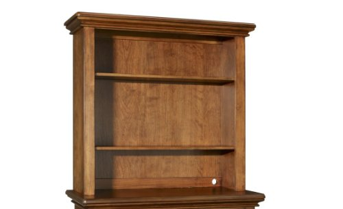 Why Choose Westwood Design Waverly Convertible Hutch/Bookcase, Tuscan